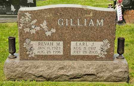 GILLIAM, REVAH M - Richland County, Ohio | REVAH M GILLIAM - Ohio Gravestone Photos
