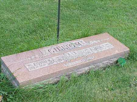 GILLIOM, ESTHER E. - Richland County, Ohio | ESTHER E. GILLIOM - Ohio Gravestone Photos