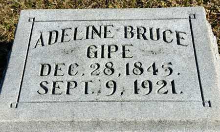 GIPE, ADELINE BRUCE - Richland County, Ohio | ADELINE BRUCE GIPE - Ohio Gravestone Photos