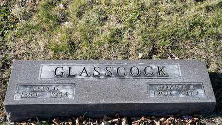 GLASSCOCK, EUGENE C - Richland County, Ohio | EUGENE C GLASSCOCK - Ohio Gravestone Photos