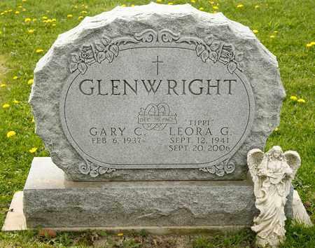 GLENWRIGHT, LEORA G - Richland County, Ohio | LEORA G GLENWRIGHT - Ohio Gravestone Photos