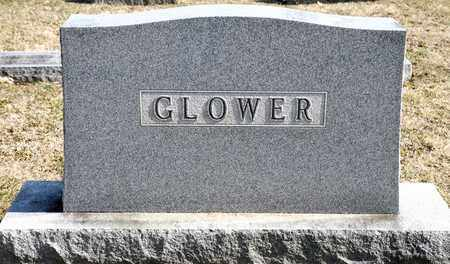 GLOWER, GEORGE HARLAN - Richland County, Ohio | GEORGE HARLAN GLOWER - Ohio Gravestone Photos