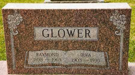 GLOWER, RAYMOND - Richland County, Ohio | RAYMOND GLOWER - Ohio Gravestone Photos