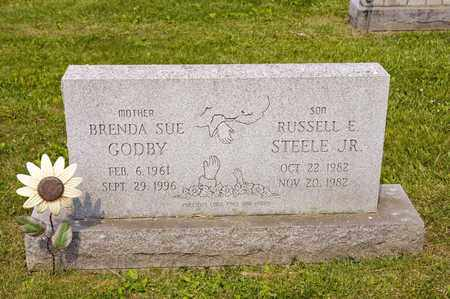 STEELE JR, RUSSELL E - Richland County, Ohio | RUSSELL E STEELE JR - Ohio Gravestone Photos