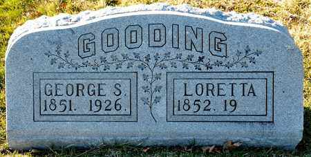 TUTTLE GOODING, LORETTA - Richland County, Ohio | LORETTA TUTTLE GOODING - Ohio Gravestone Photos