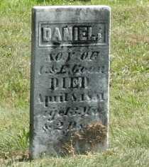 GOON, DANIEL - Richland County, Ohio | DANIEL GOON - Ohio Gravestone Photos