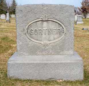 GORTNER, CATHARINE - Richland County, Ohio | CATHARINE GORTNER - Ohio Gravestone Photos