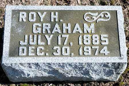 GRAHAM, ROY H - Richland County, Ohio | ROY H GRAHAM - Ohio Gravestone Photos