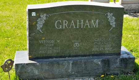 GRAHAM, CAROL J - Richland County, Ohio | CAROL J GRAHAM - Ohio Gravestone Photos