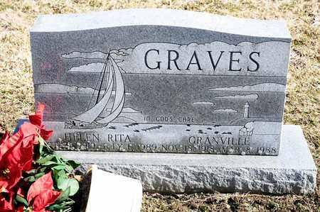 GRAVES, GRANVILLE - Richland County, Ohio | GRANVILLE GRAVES - Ohio Gravestone Photos