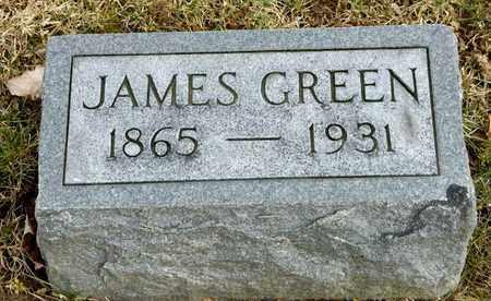 GREEN, JAMES - Richland County, Ohio   JAMES GREEN - Ohio Gravestone Photos