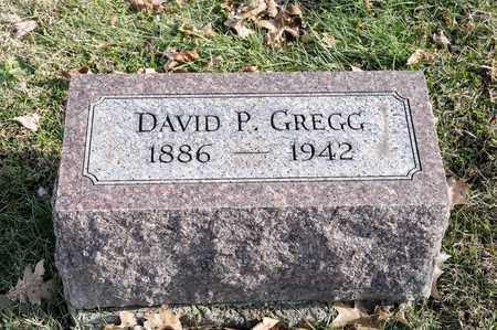 GREGG, DAVID P - Richland County, Ohio | DAVID P GREGG - Ohio Gravestone Photos