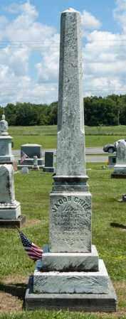 GRIES, CATHARINE - Richland County, Ohio | CATHARINE GRIES - Ohio Gravestone Photos