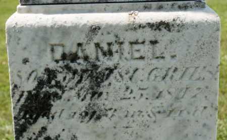GRIES, DANIEL - Richland County, Ohio | DANIEL GRIES - Ohio Gravestone Photos