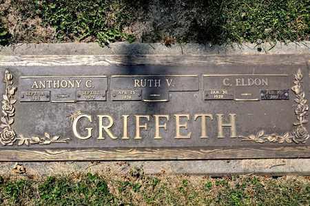 GRIFFETH, C ELDON - Richland County, Ohio | C ELDON GRIFFETH - Ohio Gravestone Photos