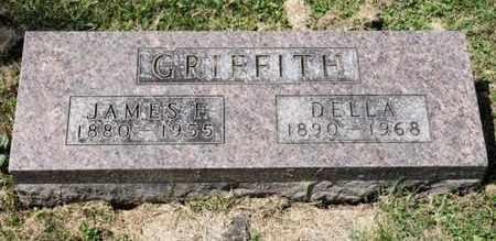 GRIFFITH, JAMES F - Richland County, Ohio | JAMES F GRIFFITH - Ohio Gravestone Photos