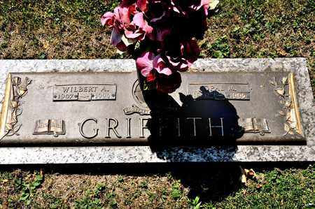 GRIFFITH, WILBERT A - Richland County, Ohio | WILBERT A GRIFFITH - Ohio Gravestone Photos