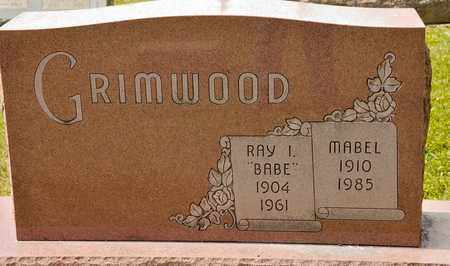 GRIMWOOD, RAY I - Richland County, Ohio | RAY I GRIMWOOD - Ohio Gravestone Photos