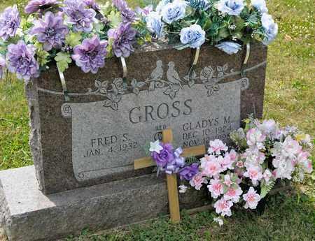 GROSS, GLADYS M - Richland County, Ohio | GLADYS M GROSS - Ohio Gravestone Photos