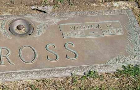 GROSS, WILLIAM W. - Richland County, Ohio | WILLIAM W. GROSS - Ohio Gravestone Photos