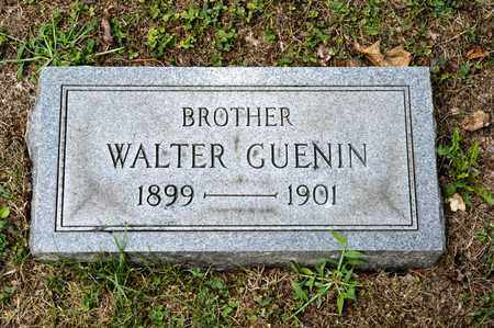 GUENIN, WALTER - Richland County, Ohio | WALTER GUENIN - Ohio Gravestone Photos