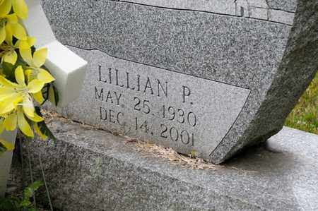 GUTSHALL, LILLIAN P - Richland County, Ohio | LILLIAN P GUTSHALL - Ohio Gravestone Photos