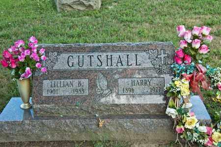 GUTSHALL, HARRY - Richland County, Ohio   HARRY GUTSHALL - Ohio Gravestone Photos
