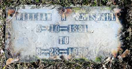 GUTSHALL, WILLIAM A - Richland County, Ohio | WILLIAM A GUTSHALL - Ohio Gravestone Photos