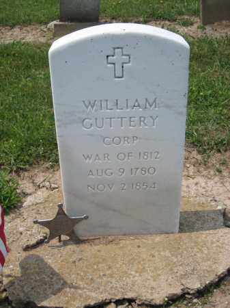 GUTTERY MONUMENT, WILLIAM - Richland County, Ohio   WILLIAM GUTTERY MONUMENT - Ohio Gravestone Photos