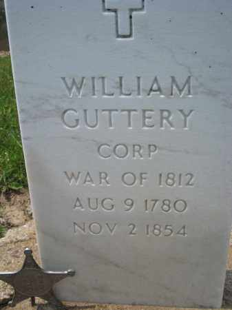 GUTTERY, WILLIAM - Richland County, Ohio   WILLIAM GUTTERY - Ohio Gravestone Photos