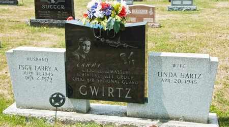 GWIRTZ, LARRY A - Richland County, Ohio   LARRY A GWIRTZ - Ohio Gravestone Photos