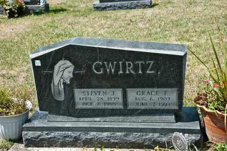 GWIRTZ, GRACE E - Richland County, Ohio | GRACE E GWIRTZ - Ohio Gravestone Photos