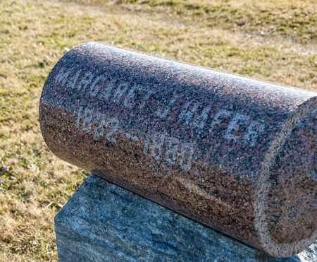 HAFER, MARGARET J - Richland County, Ohio | MARGARET J HAFER - Ohio Gravestone Photos