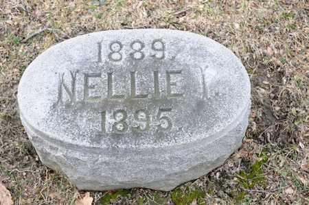 HAFER, NELLIE I - Richland County, Ohio | NELLIE I HAFER - Ohio Gravestone Photos