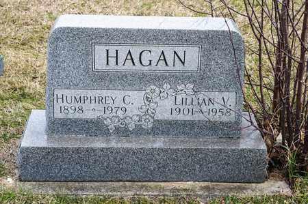 HAGAN, HUMPHREY C - Richland County, Ohio | HUMPHREY C HAGAN - Ohio Gravestone Photos