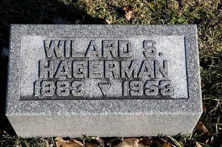 HAGERMAN, WILARD S - Richland County, Ohio   WILARD S HAGERMAN - Ohio Gravestone Photos