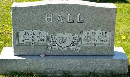 HALL, HELEN SUE - Richland County, Ohio | HELEN SUE HALL - Ohio Gravestone Photos