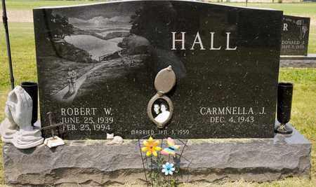 HALL, ROBERT W - Richland County, Ohio | ROBERT W HALL - Ohio Gravestone Photos