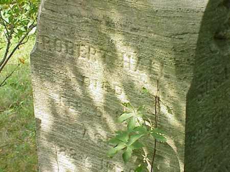 HALL, ROBERT - Richland County, Ohio | ROBERT HALL - Ohio Gravestone Photos