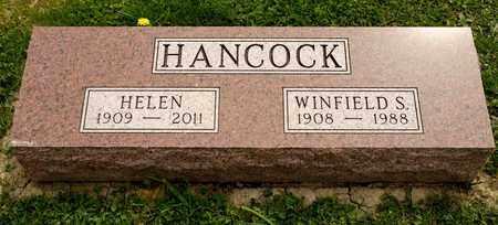 HANCOCK, WINFIELD S - Richland County, Ohio | WINFIELD S HANCOCK - Ohio Gravestone Photos