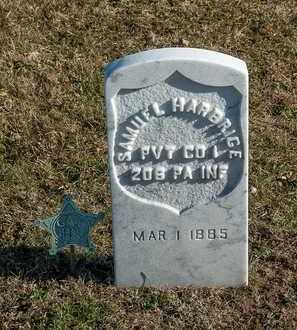 HARBRIGE, SAMUEL - Richland County, Ohio   SAMUEL HARBRIGE - Ohio Gravestone Photos