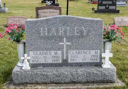 HARLEY, CLARENCE M - Richland County, Ohio | CLARENCE M HARLEY - Ohio Gravestone Photos