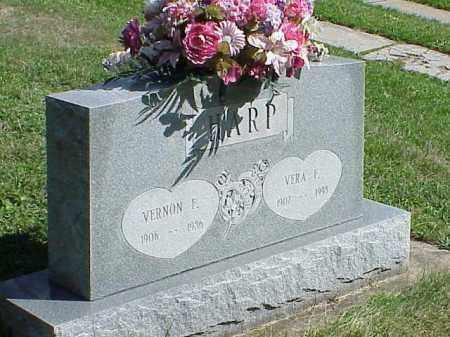 HARP, VERA E. - Richland County, Ohio | VERA E. HARP - Ohio Gravestone Photos