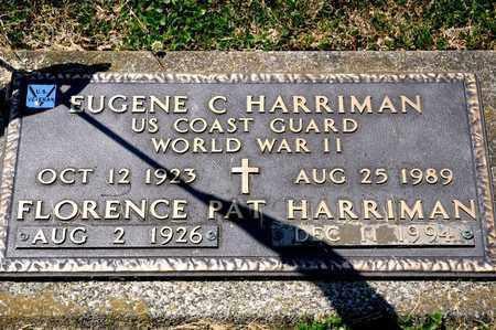 HARRIMAN, EUGEN C - Richland County, Ohio | EUGEN C HARRIMAN - Ohio Gravestone Photos
