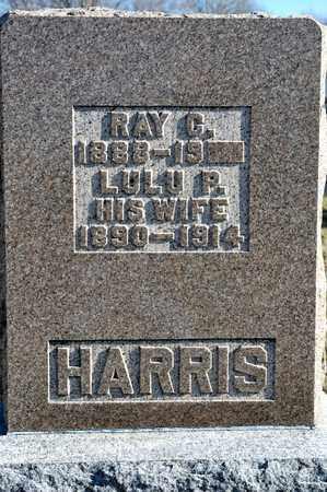 HARRIS, RAY C - Richland County, Ohio | RAY C HARRIS - Ohio Gravestone Photos