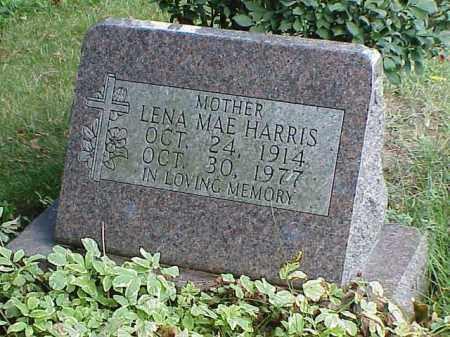 HARRIS, LENA MAE - Richland County, Ohio   LENA MAE HARRIS - Ohio Gravestone Photos