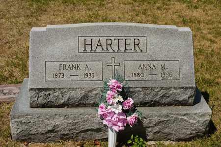 HARTER, FRANK A - Richland County, Ohio | FRANK A HARTER - Ohio Gravestone Photos