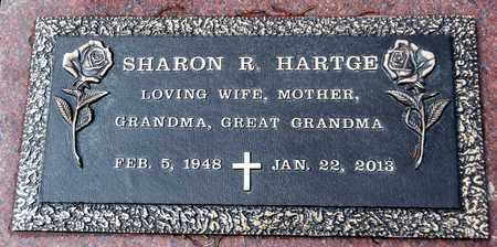 HARTGE, SHARON R - Richland County, Ohio   SHARON R HARTGE - Ohio Gravestone Photos
