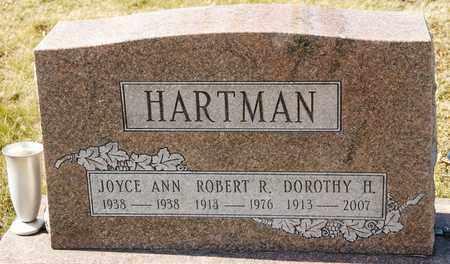 HARTMAN, ROBERT R - Richland County, Ohio | ROBERT R HARTMAN - Ohio Gravestone Photos