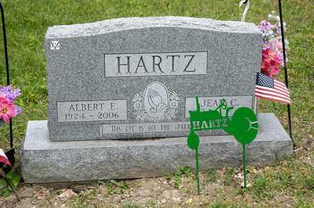 HARTZ, ALBERT E - Richland County, Ohio | ALBERT E HARTZ - Ohio Gravestone Photos